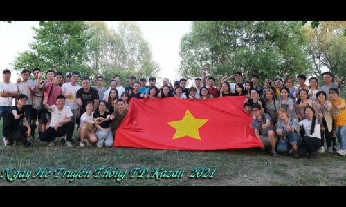 Ngày hè truyền thống của Sinh viên Việt Nam tại Kazan