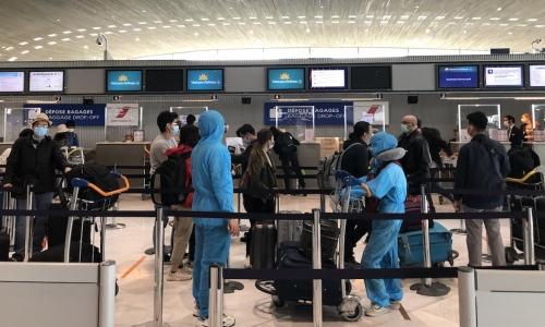 Thông báo về chuyến bay đưa công dân về nước ngày 28/9/2021